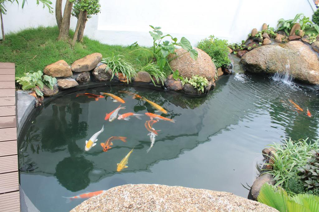 hồ nước phong thủy